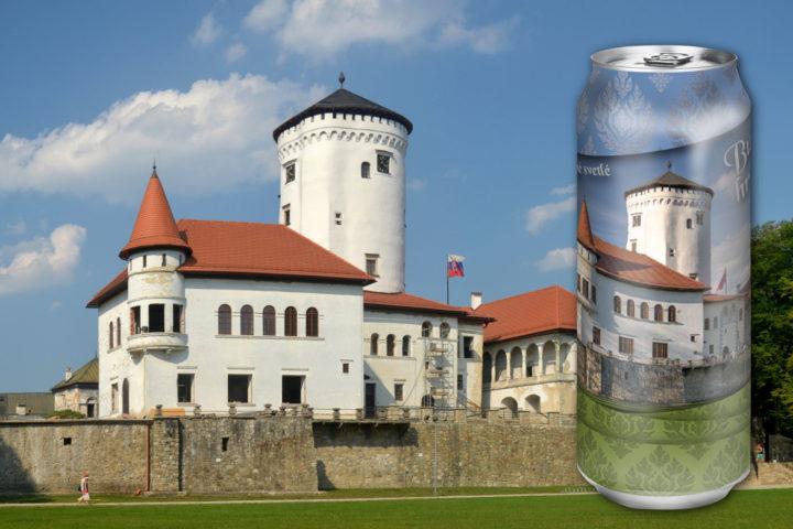 Budatínsky hrad ako darček a suvenír